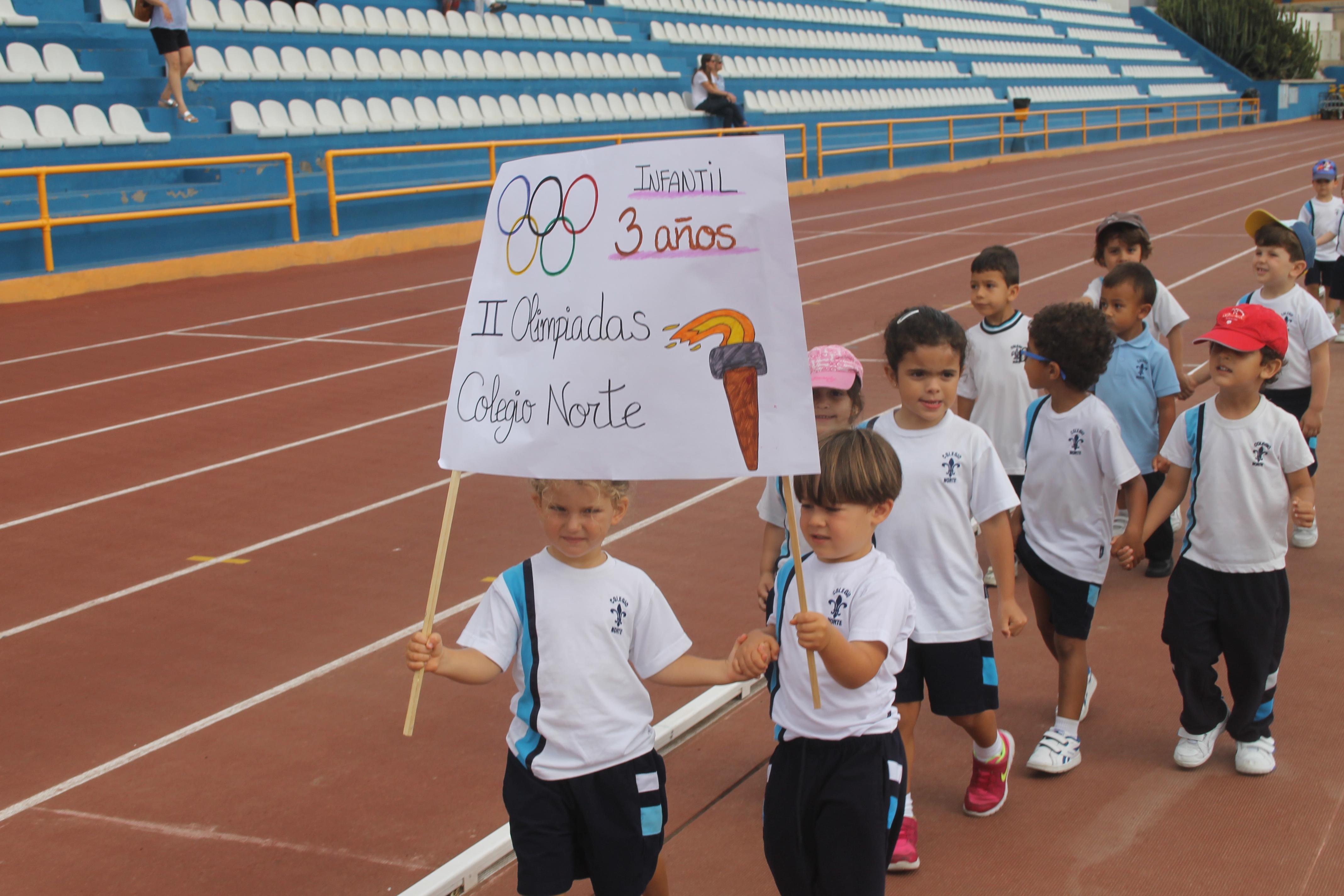 Ii olimpiadas colegio norte colegio norte - Trabaja con nosotros gran canaria ...